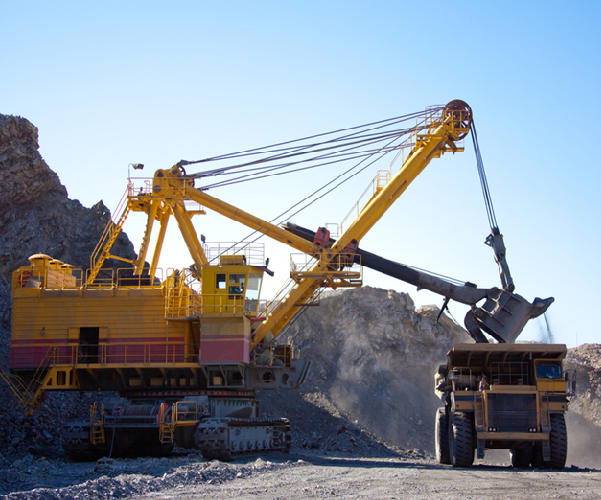 Improvements in Mining Heavy Equipment