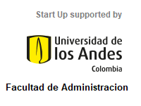 Start Up supported by Uniandes